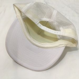 Ford Accessories - Mens Ford Trucker Hat White Mens